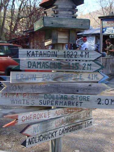 Katahdin 1822 miles away