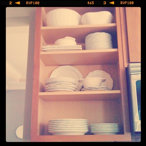 My Dishes: Lessons Learned