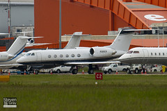 N388CA - 1034 - Private - Gulfstream IV - Luton - 100607 - Steven Gray - IMG_3298