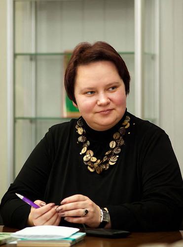Ірына Шаўлякова