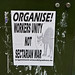 Belfast - Organise! Workers Unity Not Sectarian War