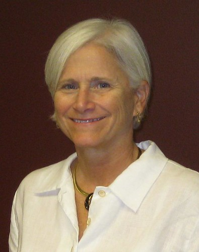 Professor of Political Science Joan Davison