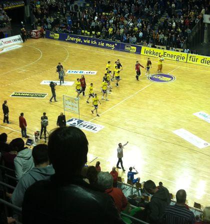 Handball: Füchse - Gummersbach