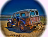 Old Jeep (HavCanon.WillTravel) Tags: california old canon rust jeep hdr ca14 fdrtools