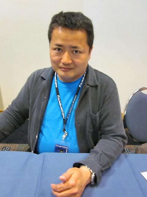 山賀博之〔Hiroyuki YAMAGA〕