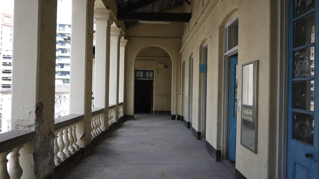 3rd Floor Veranda