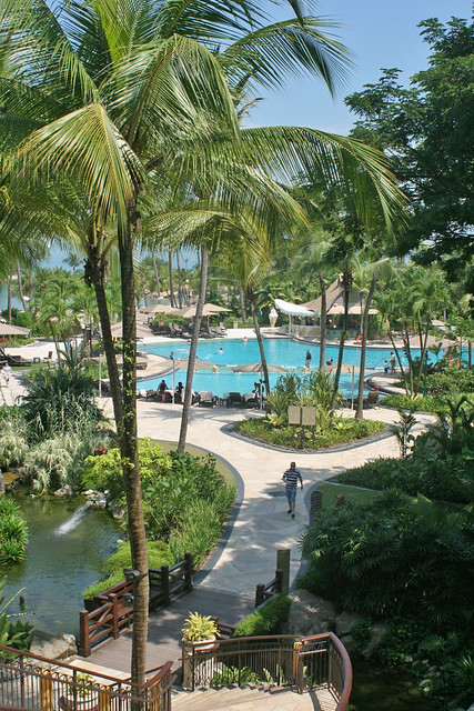 The Shangri-la Rasa Sentosa Resort underwent an S$80m makover