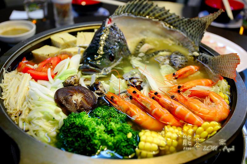 [桃園大溪活魚大餐]石園農場~難忘湧泉活魚N吃鮮美滋味