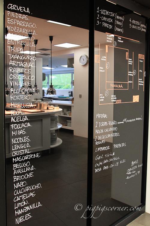 Mugaritz, San Sebastian kitchen