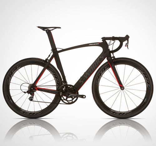Specialized S-Works  McLaren Venge performance bike