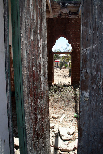 Todos Santos - Ruined Building