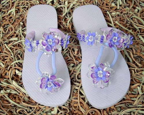 Havaiana customizada