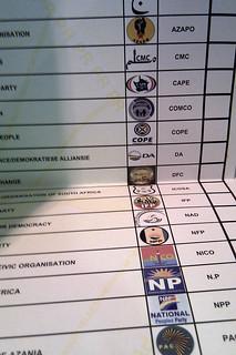 Municipal Elections 2011 ballot, From ImagesAttr