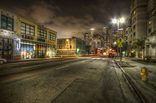 Los Angeles (by: Neil Kremer, creative commons license)