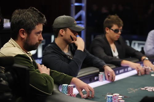 69 WPT World Championship Justin Young Tony Gargano