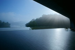 -  - Xiang-Shang Administration and Visitor Center - Sun Moon Lake (prince470701) Tags: taiwan  sunmoonlake sonya850 sony1635za  xiangshangadministrationandvisitorcenter