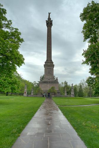 Sir Isaac Brock Memorial