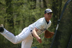 IMG_6348 (westminster.college) Tags: sports ball hit baseball catch titan pitcher batter outfield 2011 patrickmulligan