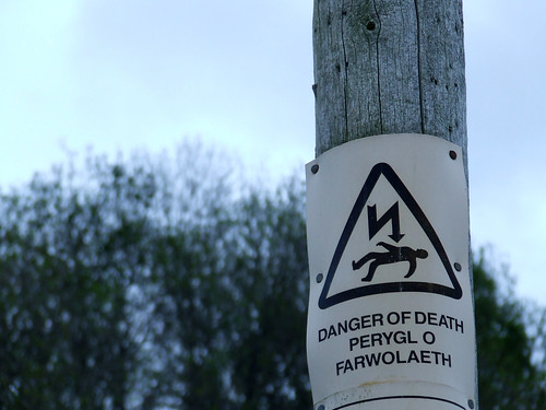 danger of death