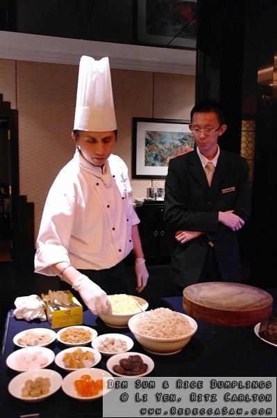 Dim Sum N Rice Dumplings At Li Yen Ritz Carlton-09
