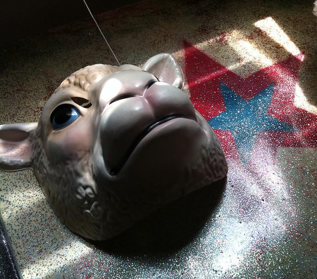 Goat Mask, Jamie Harmon's Amurica