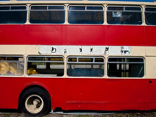 Bristol Bus Right Side