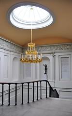 Ashmolean interior