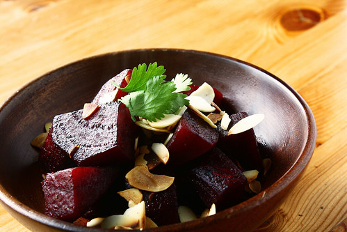 Beets with Almonds2