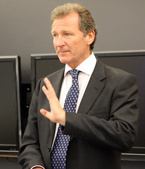 Sir Gus O'Donnell visits Canada