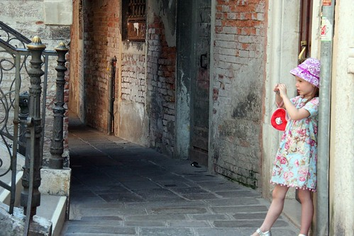 Photographing Venice
