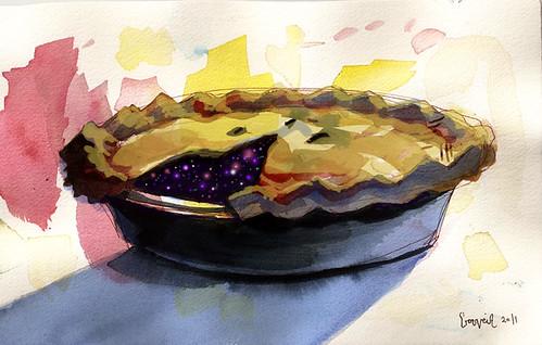 Cosmic Pie