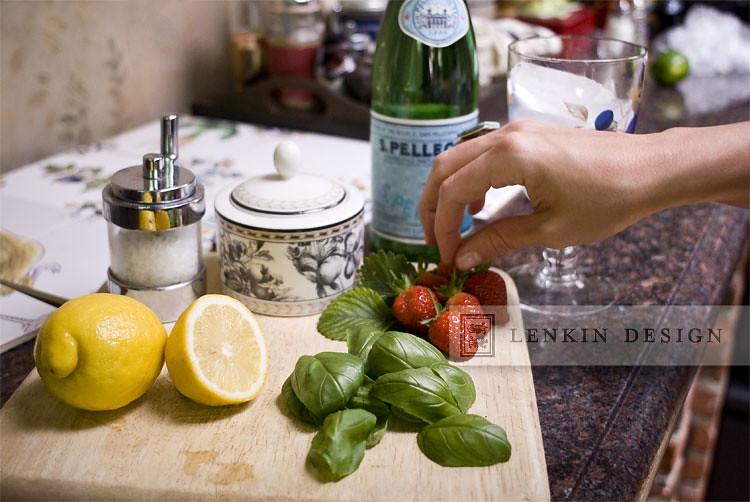 Homemade soda ingredients