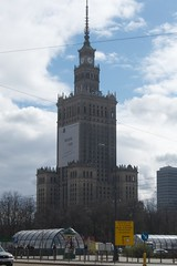 palace of arts and culture (clurr) Tags: poland warsaw monstrosity palaceofartsandculture