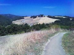 Rancho San Antonio (Albert's Images) Tags: nature hiking cellphone trail ranchosanantonio openspacepreserve