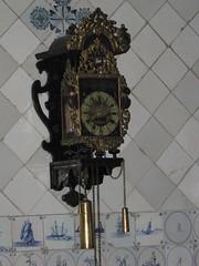 Klok - Arnhem - Nederlands Openluchtmuseum - 03 (Robbert Michel) Tags: oktober clock geotagged october arnhem nederland klok 2010 geo:lat=5200881624 geo:lon=591451764