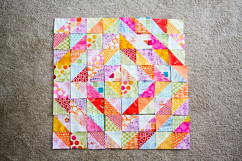Warm Cool Quilt Along by jenib320