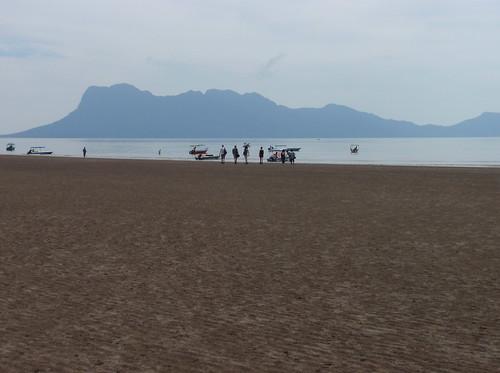 Bako beach