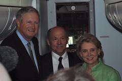 Christine Gregorie&Jim Albaugh