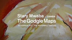 Stary Mwaba, The Godgle Maps
