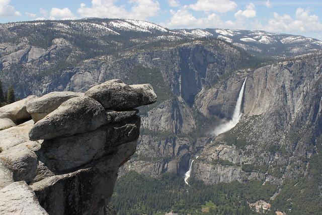 Wasserfall: Yosemite Falls