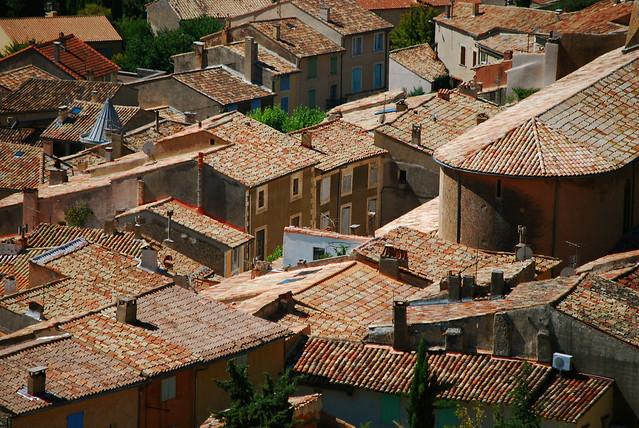roof france nikon provence luberon toit vaucluse saintsaturninlesapt d40x