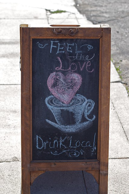 Coffee Shops in Brighton - Feel the Love