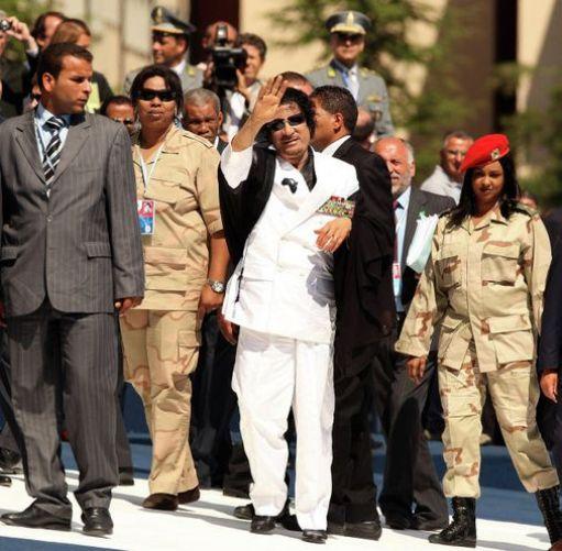 pengawal Khadafi