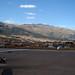 Aeroporto de Cuzco fica em um vale dentro das montanhas dos Andes