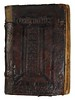 Binding of Institoris, Henricus and Sprenger, Jacobus: Malleus maleficarum