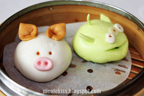 piggy and alien pau