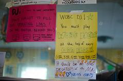 WOBC (abbyladybug) Tags: ohio reunion oberlin radiostation collegereunion 2011 20years oberlincollege wobc oberlinreunion oberlin20