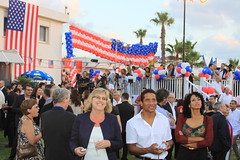 4th of July 2011_No.062FL (U.S. Embassy Tel Aviv) Tags: usa israel day 4th july center embassy reception cunningham barak bibi independence gantz amb  herzliya peres  isr netanyahu 2011  cmr