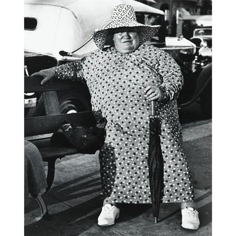 Lisette Model, Promenade des Anglais, Nice, France, Circa 1937-1938