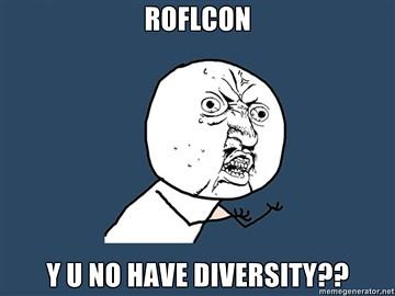 ROFLCon Diversity